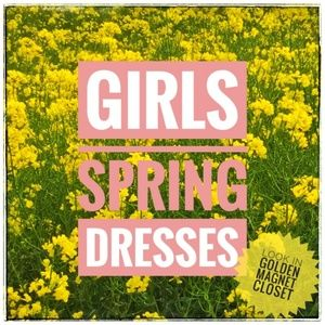 Other - Come look at my SPRING dresses!